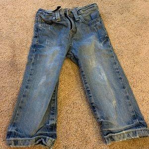 Children's Place boy Jeans 24mo